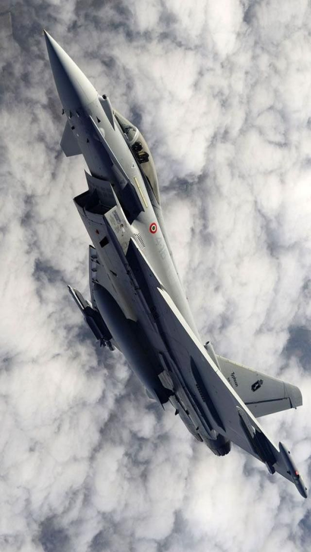 #Eurofighter Typhoon 2, certainly a good vehicle for a Superhero to get around in!