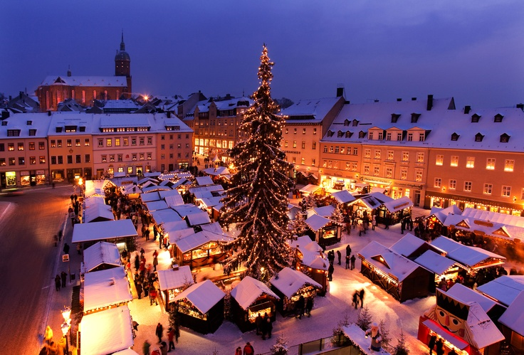 <3<3<3 European Christmas Markets ... a dream trip for a lover of Christmas! I love the Season so much I have taken two Christmas Market holiday trips and have seen markets in Switzerland, France, Germany, Austria, Slovakia and Hungary ... my overall favorites are still in Germany ... there are literally hundreds of markets! This lovely market is the Weihnachtsmarkt, on the Square in Annaberg-Buchholz, in eastern Germany.