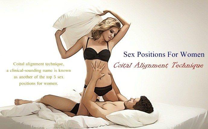 coital alignment technique