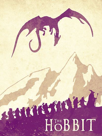 The Hobbit by Watercolorsart Smaug would be great to tangle!