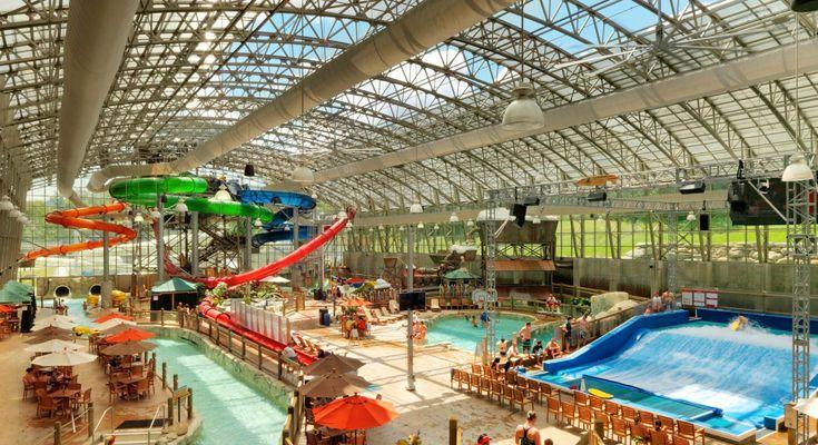 Jay Peak Resort, Vermont, Enclosure, Retractable Roof