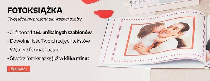 Fotoksiążki - stwórz unikalny prezent! empikfoto.pl