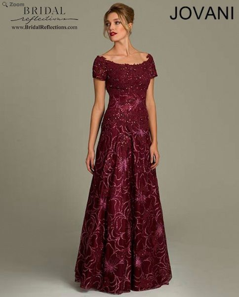 Mother of the Bride Dresses by Jovani | Bridal Reflections | NY