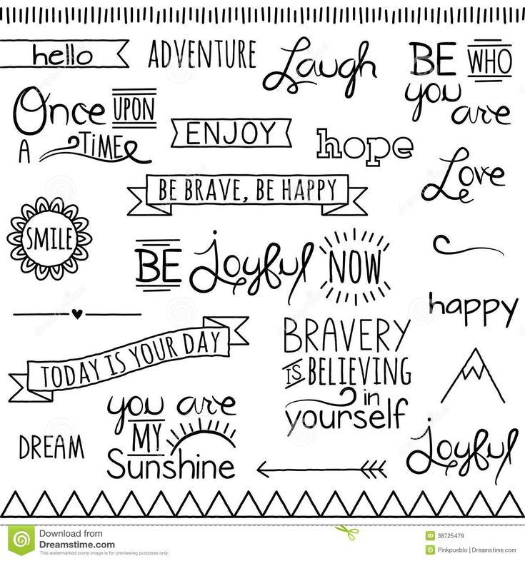 vector-collection-inspirational-drawn-words-hand-phrases-38725479.jpg 1.300×1.390 pixel