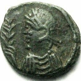23rd December in 484, Huneric died and was succeeded as king of the Vandals by his nephew Gunthamund