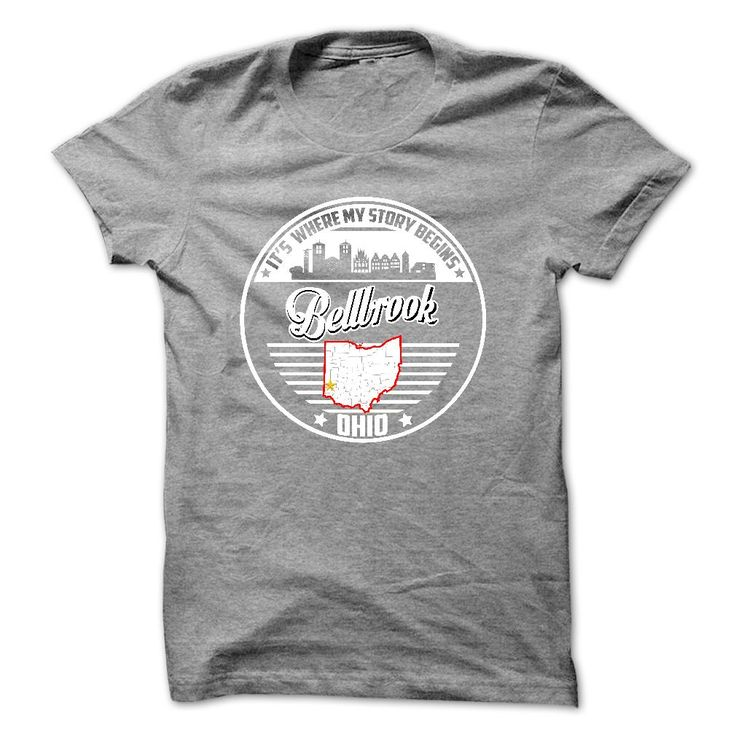 Bellbrook, Ohio - Its Where My Story Begins - Special Tees 2015
