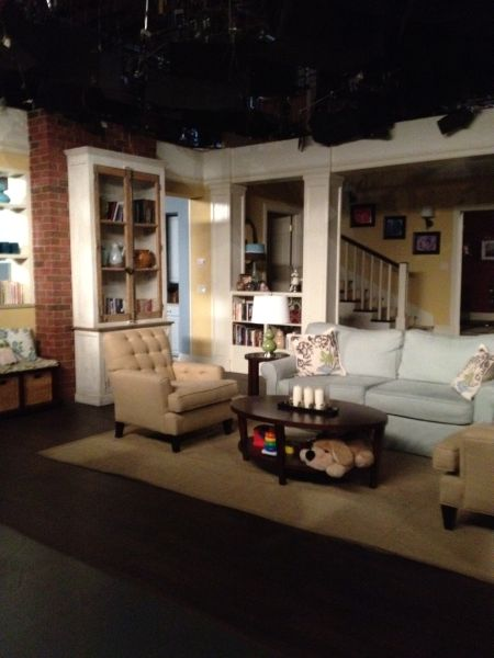 13 Best Images About Last Man Standing Set On Pinterest