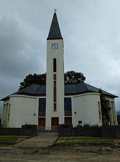Dutch Reformed church, Ugie - Wikipedia