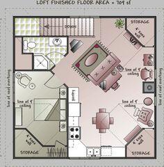 Converted Garage Apartment