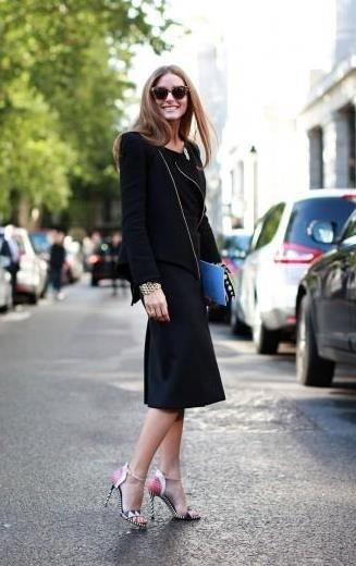 London Fashion Week Street Style Pictures Sept 2013 Olivia D 39 Abo Style And Palermo