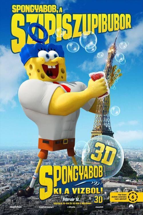The SpongeBob Movie: Sponge Out of Water 2015 full Movie HD Free Download DVDrip