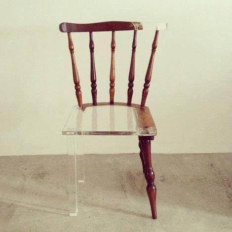 """Tatiane Freitas   """"My Old New Chair"""" (2010)."""