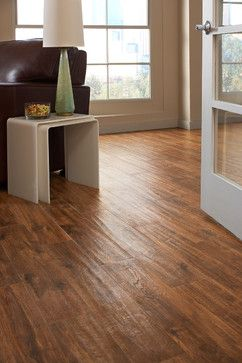 Porcelain wood tile - yep, I have to have this in our future house!