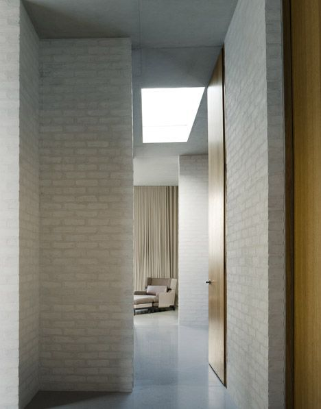 Fayland House by David Chipperfield: