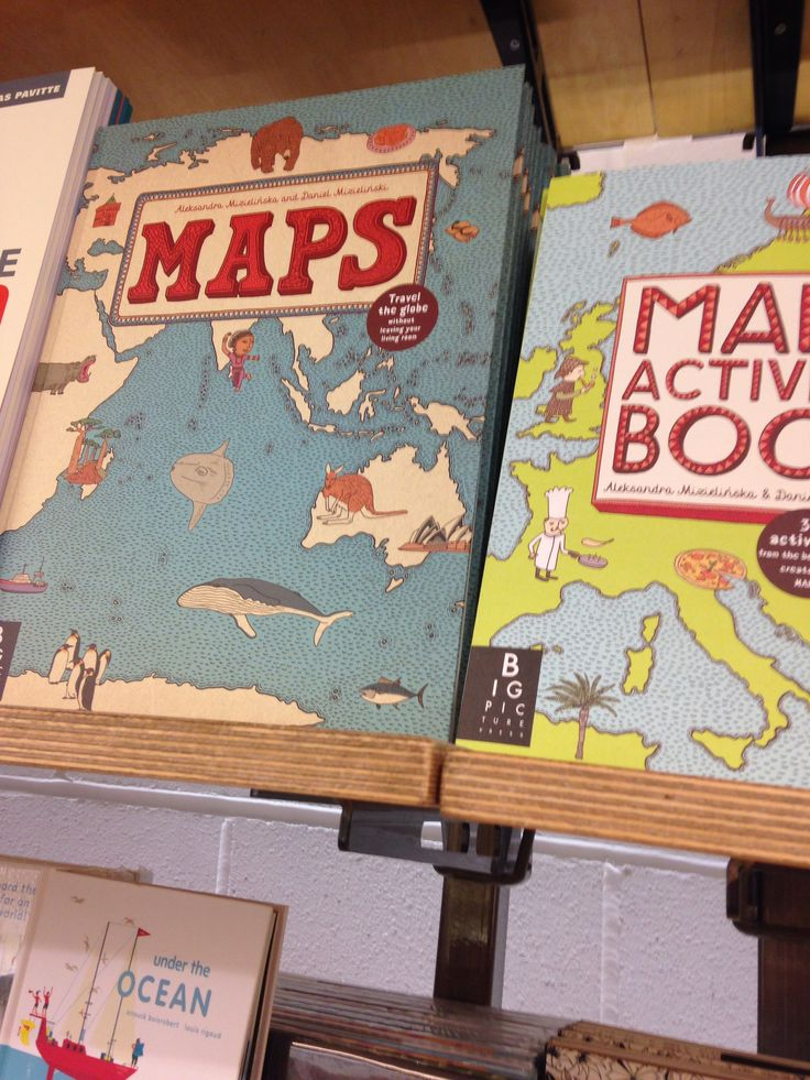 Great map book