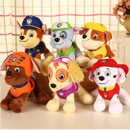 12-30cm plush  Patrol Dog Toys Russian Anime Doll Action Figures Car Patrol Puppy Toy Patrulla Canina Juguetes Gift for Child #>=#>=#>=#>=#> Click on the pin to check out discount price, color, size, shipping, etc. Save and like it!