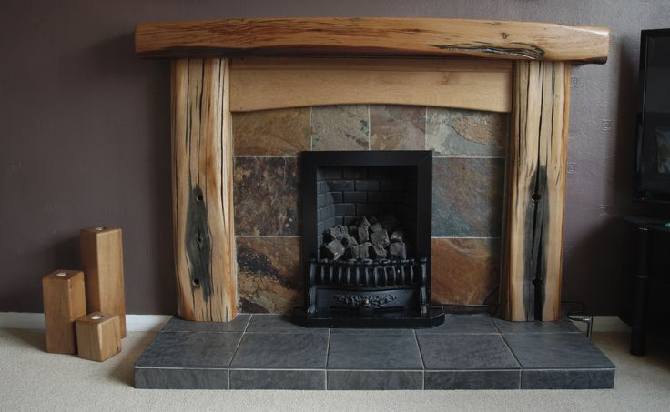 Fire Surrounds Chunky Oak Designs Fabulous Oak