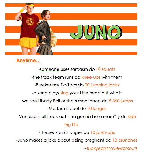 Juno workout! Submission :)  Want to see more workouts like this one? Follow us here.