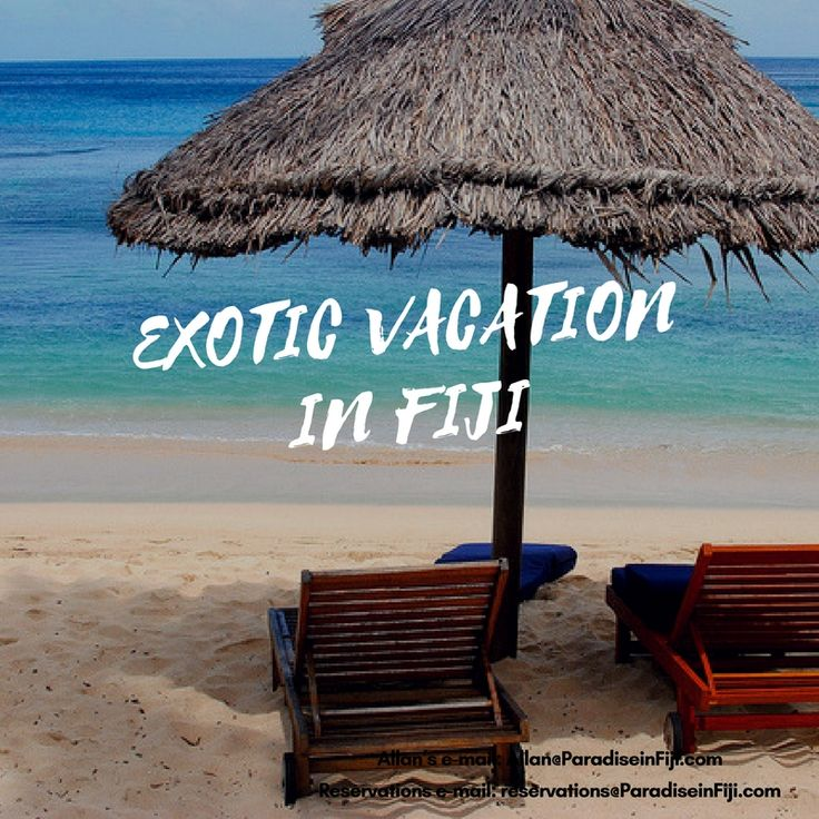 Enjoy exotic vacation at the heaven on earth - Paradise In Fiji. All vacationer and honeymooners and many travellers dream to go Fiji. #travelblog #tourism #vacation #holidays #california #hotel #adventure