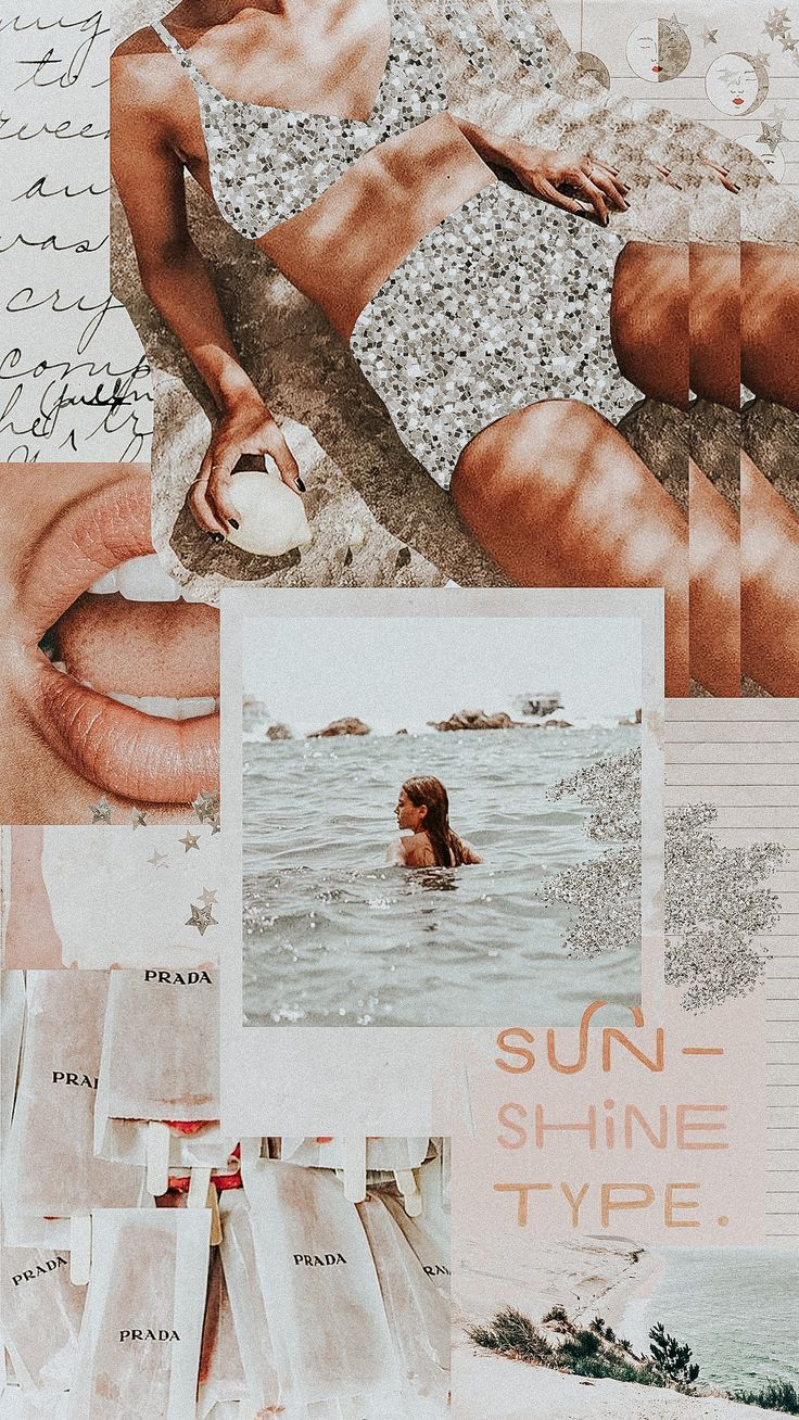 SUMMER '19 BY ANNE ☆ MERRILL #photoshop #collage #inspiration