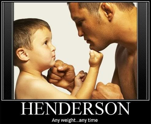 Dan Henderson's philosophy on fighting. #MMA #UFC