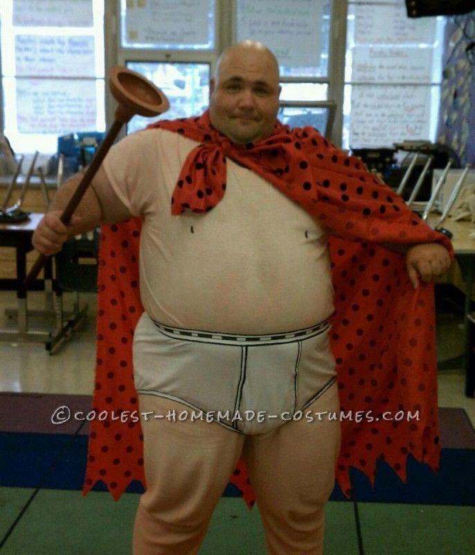 Captain Underpants Tra la la
