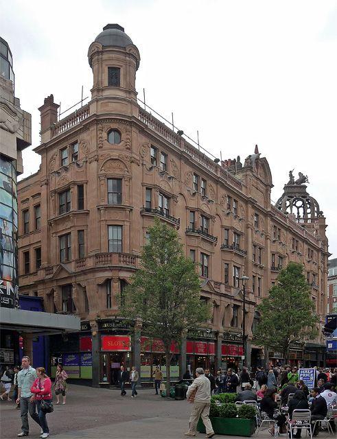 London Hippodrome, Charing Cross Road