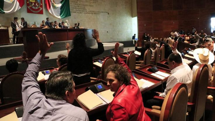 #DESTACADAS:  Propone Congreso de Oaxaca fortalecer mecanismos de transparencia - NVI Noticias