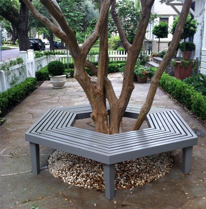 1000 ideas about bench around trees on pinterest tree. Black Bedroom Furniture Sets. Home Design Ideas