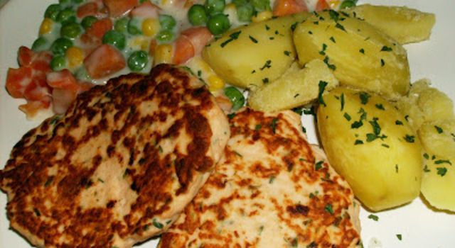 Norwegian Salmon Cakes