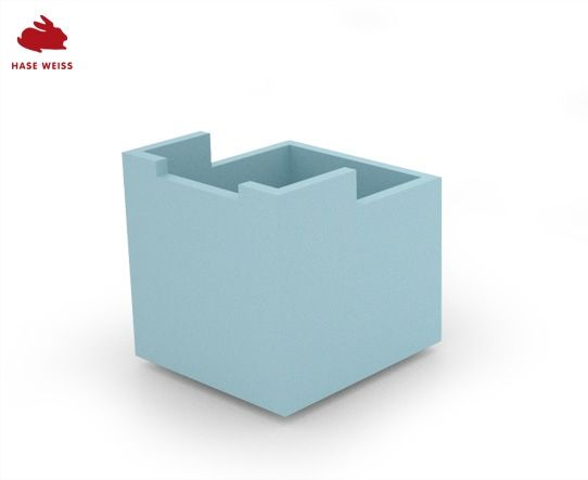 Storage box on wheels ( Schublade auf Rädern) Size 26x27x30cm avaiable in different colors