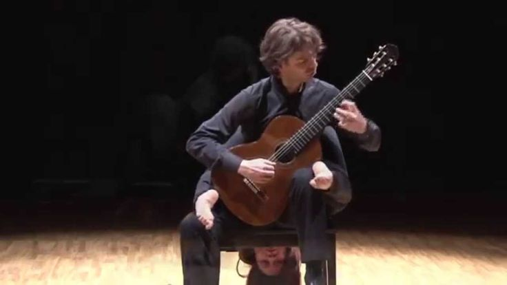YAMOUR BY ANDREW YORK dedicated to ANDREA VETTORETTI (GUITAR) - Emanuela Zaro DANCE