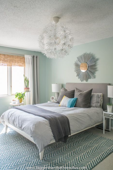 Drool Worthy Decor : Dramatic Master Bedroom Makeovers   The Budget Decorator