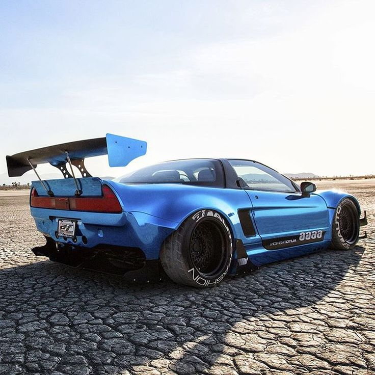 """""""The @ssa_usa NSX featured in the new issue. Come check it out! #superstreet #nsx #rocketbunny Photo by @jofeltolosa"""""""