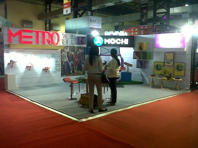 Metro Shoes, ISAF Mumbai