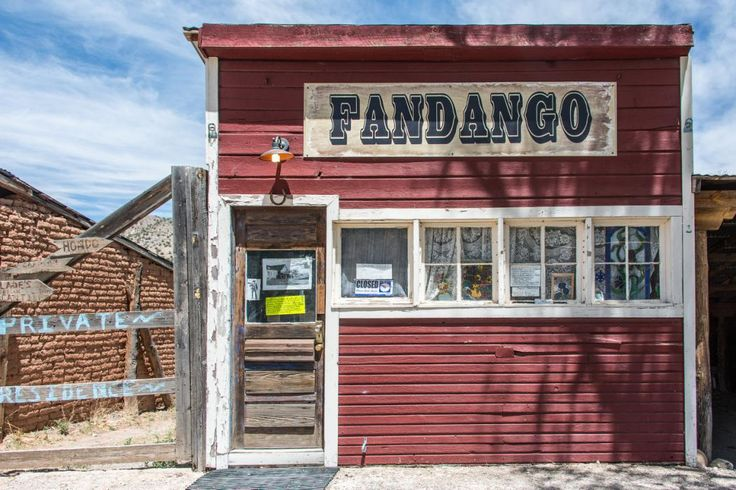 Photos: Billy the Kid's hideout in frozen-in-time town