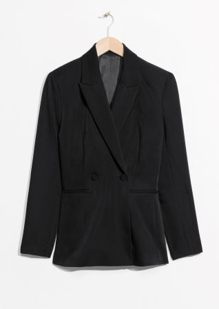 & OTHER STORIES Waisted Blazer - AVAILABLE HERE: http://rstyle.me/n/cqvg4abcukx