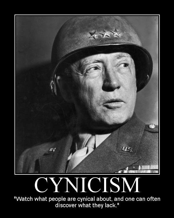 General Patton Quotes: George Patton Quotes On Liberals. QuotesGram