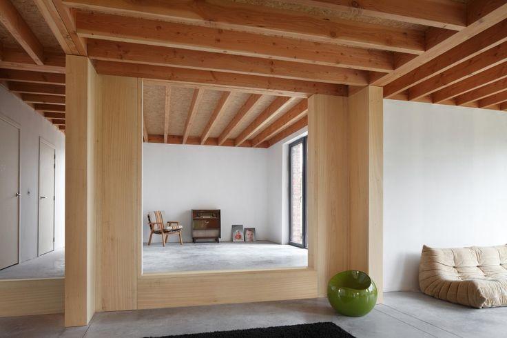 Casa dnA / BLAF Architecten