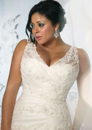 Fancy Mori Lee Julietta Style Beaded Alencon Lace Appliques on Organza Colors Available White Silver Ivory Silver