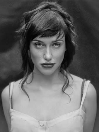 Morgana McNelis - via Charlie Hunnam Germany, credit Jeffrey Sklan Photography