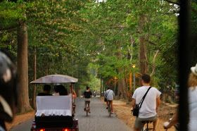 Leave Only Footprints: Cambodia