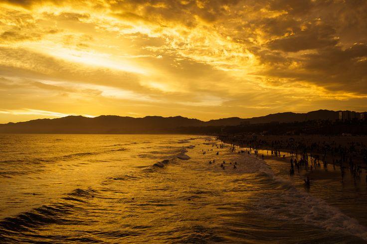 Korin Susanne: Cali sunset