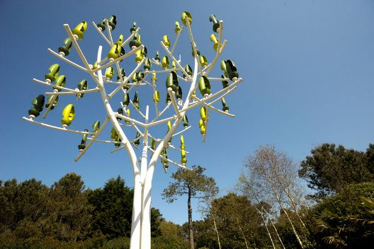 Vida-EcoVerde : l'Arbre à vent o el árbol de viento para ciudades ...