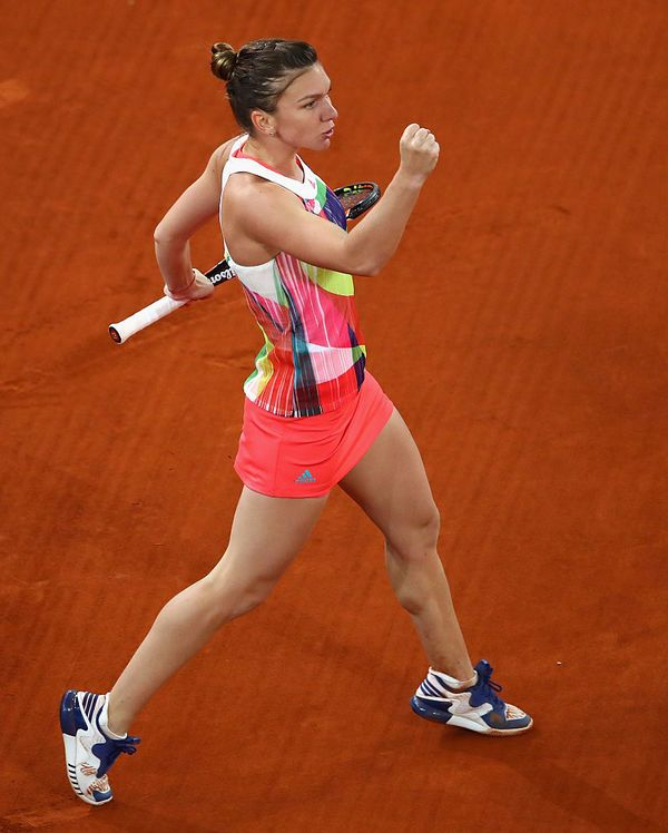Simona Halep (ROU)  2017 earned a Premier Mandatory title of her own at the Mutua Madrid Open, and a WTA Finals berth for the 3rd straight year.