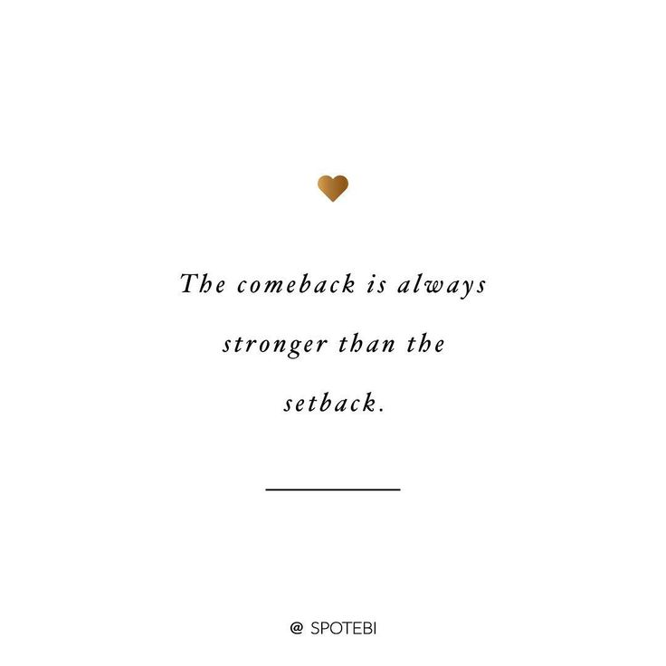 Setbacks on the path to your goal are inevitable, it's how you deal with them that matters! Take a deep breath, pick yourself up and start all over again  https://www.spotebi.com/workout-motivation/the-comeback/ @spotebi #SpotebiTeam #Motivation #Fitspo #Inspiration