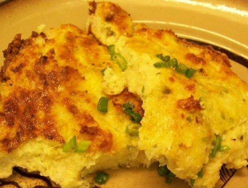 bacon egg cheese strata recipes yummly mushroom bacon and swiss strata ...