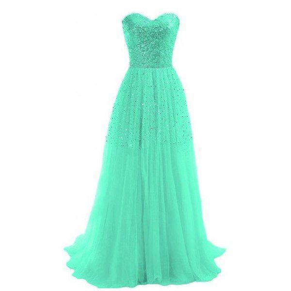 Alluring Strapless Sleeveless Spliced Sequined Women's Maxi Dress