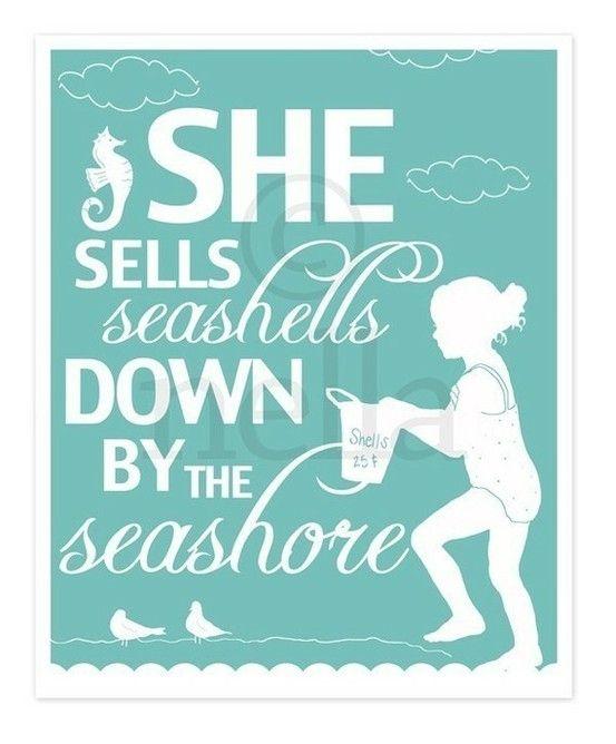 She Sells Seashells Down By The Seashore: Beautiful Seashells, Sea Shells, Halloween Costumes, Sea Sands, Beaches Houses, Sally Sell, Seashells Art, Sea Shore, Sell Seashells