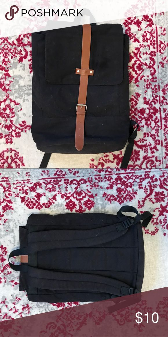 Old Navy Backpack Lightly worn. Laptop compartment. Old Navy Bags Backpacks